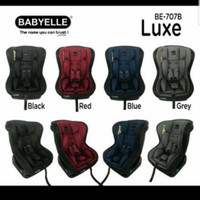 Car Seat Baby Elle Luxe BE-707B