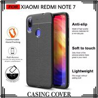 Xiaomi Redmi Note 7 Hard Case Armor Full Cover 360 GKK Original Casing