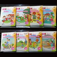 Paket Buku Tematik SD Kelas 1