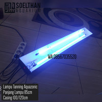 Lampu Tanning Aquazonic Arwana T5 - 1 Lampu 39w, Panjang 120cm