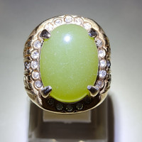 Batu Akik Belimbing Aceh / cincin batu belimbing aceh