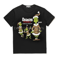 Kaos Play Commes Des Garcons CDG Grinch House Black Import - S