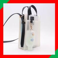 STELLA MINI PVC BAG BY DRENBELLONY - TAS HP NEW NORMAL - Putih