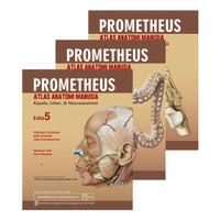 EGC Prometheus Atlas Anatomi Manusia Edisi 5 (SET 3 BUKU)