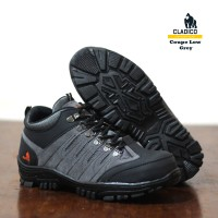 Safety Shoes Coupe Low Ringan Lentur Anti Slip