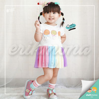 🍭 baju bayi jumper bayi lucu murah model lolipop 🍭 - M