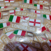 Patch jersey mdt italy vs inggris