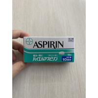 Bayer Aspirin Japan