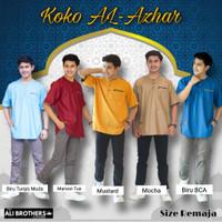 Setelan Koko Anak Laki Laki Remaja 10 12 14 Tahun Baju Muslim Premium