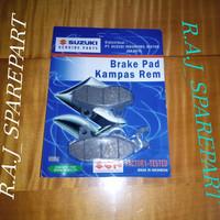 KAMPAS REM DEPAN/DISK PAD SATRIA FU 150 LAMA/SHOGUN/SMASH