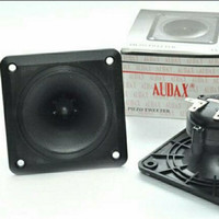 Tweeter Speaker Wallet Audax AX61 Suara Inap