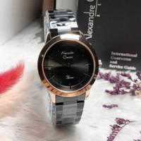 Jam tangan fashion wanita merk Alexandre Christie AC 2834