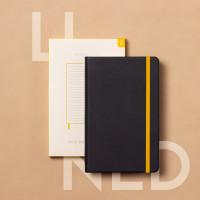 Scribblebook Lined / Premium Notebook by Area52 Studio