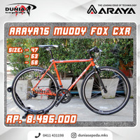 Sepeda ARAYA MUDDY FOX CXR