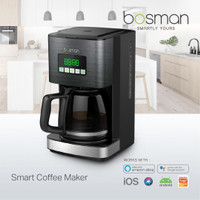 Bosman Smart Coffee Maker   Mesin Kopi Otomatis   IoT   Smart Home