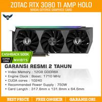 VGA Zotac RTX 3080 Ti AMP Holo 12GB DDR6X Nvidia GeForce 3080Ti 12GBD6
