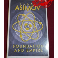 (100% Original) Foundation and Empire by Isaac Asimov