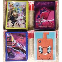 Kartu Pokemon TCG Deck Shield (Card Sleeve) SS6