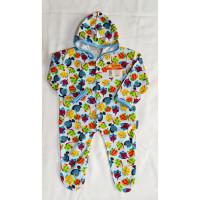 Jumper Bayi Perempuan Laki New Born/ Baju Kodok Bayi 0 6 Bulan Motif