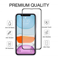 Tempered Glass Full Cover Iphone 11 5D / 9D Anti Gores Kaca
