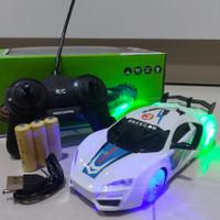 MOBIL REMOTE KONTROL, RACING CAR RC, BAN NYALA