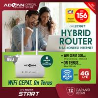 Advan Router CPE Start 4G LTE + WLAN Garansi Resmi