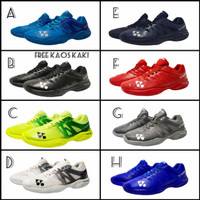 Sepatu Yonex Aerus 3 Sepatu Badminton Sepatu Olahraga Pria - H, 39