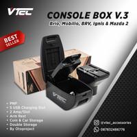 Armrest / Console Box Brio, Mobilio, BRV & Ignis Original OTOPROJECT