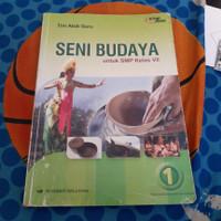 buku seni budaya erlangga kelas 7