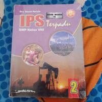 buku ips terpadu kelas 8 smp yudhistira