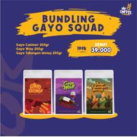 PROMO BUNDLING Kopi Arabika Gayo Squad