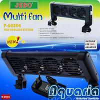 Jebo F60204 4 Kipas Aquarium Multi Fan Aquarium/Aquascape