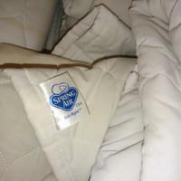 inner+duvet cover ex hotel satu set