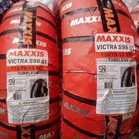 Ban Yamaha Nmax sepasang, Maxxis Victra 13070-13 & 110/70-13