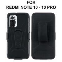 Case Future armor Xiaomi Redmi Note 10 / 10 Pro Hardcase Back Cover - Redmi note 10
