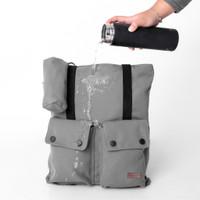 Pamole - Tas Tote Bag Waterproof Bahan Kanvas Premium - Indie Series