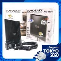 Antena TV TOYOSAKI AIO-220 Indoor / Outdoor