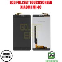 LCD XIAOMI MI 4C FULLSET TOUCHSCREEN BISA KONTRAS AAA