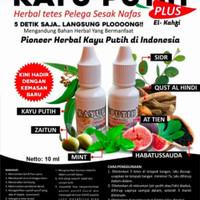 ORI El-Kahfi Minyak Kayu Putih Plus Qust Al Hindi Herbal Anti Virus