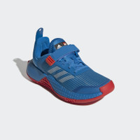 Sepatu Anak adidas Kids Velcro x Lego®️ Sport Blue/White/Red