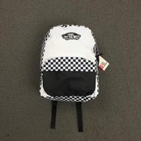 Bagpack Tas Punggung Vans Checkerboard