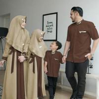 Terbaru Seragam Keluarga Muslim Terlaris Baju Sarimbit Couple Baju