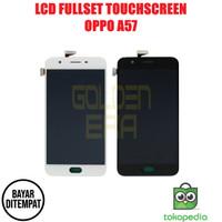 LCD OPPO A57 CPH1701 FULLSET TOUCHSCREEN BISA KONTRAS AAA