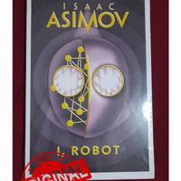 (100% Original) I, Robot by Isaac Asimov (Novel)