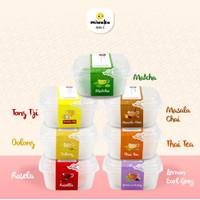 Miwaku Jumbo Mochi Ice Cream Tea-rrific Series Collection - Halal