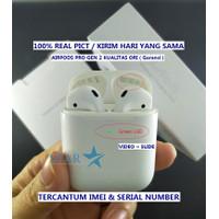 Original Quality Airpods Gen 2 / Apple Earphone Wireless - Garansi