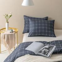 Banta tidur ukuran 50x70 sarung+bantal motif marco