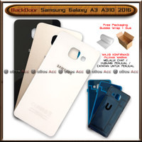 BackDoor Tutup Casing Belakang HP Samsung Galaxy A3 A310 2016 Cover