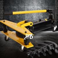 mesin bending alat penekuk pipa 1/2 2 inch HIDROLIK pipe Bender(DND)