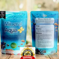 MINERAL AQUA PLUS - Garam Tablet Ikan Hias Aquarium Kolam w Vitamin C
